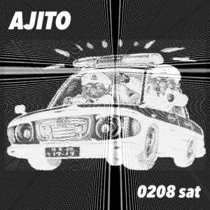 "2014.2.8(sat.) ""ajito""omote"