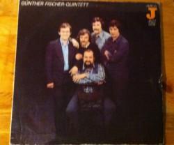 gunther fischer quintett / kombination LP