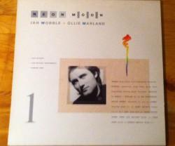 jah wobble + ollie marland / neon moon miniLP