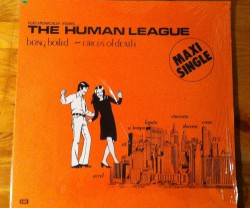 human league / being boiled 12″