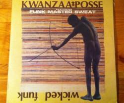 kwanzaa posse / wicked funk 12″