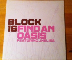 block 16 / find an oasis 12""
