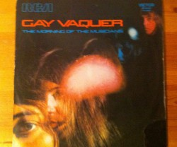 gay vaquer / the morning of the musicians LP