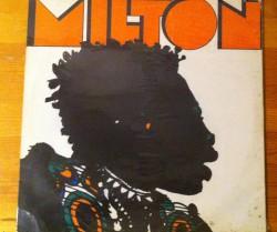 milton nascimento / milton LP