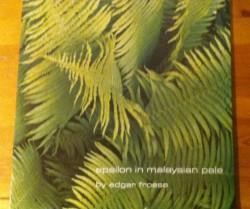 edgar froese / epsilon in malaysian pale LP