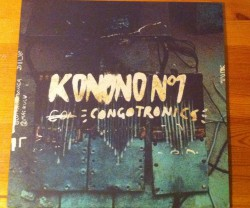 konono no1 / congotronics LP