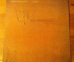 manfred schoof quintet / scales LP