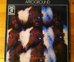 uele kalabubu et sa tribu / afroground LP