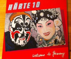 harte 10 / welcome to germany LP