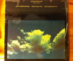 collin walcott / cloud dance LP