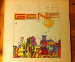 gong / angels egg LP