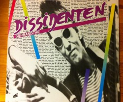 dissidenten & karnataka college of percussion / germanistan LP