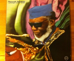 pharoah sanders / message from home LP