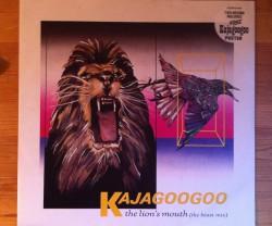 kajagoogoo / the lion's mouth 12″