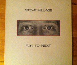 steve hillage / for to next LP