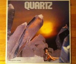 quartz / s.t. LP