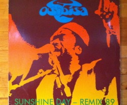 osibisa / sunshine day remix'89 12″