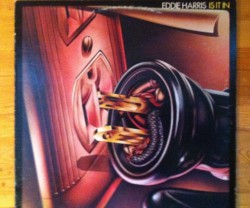 eddie harris / is it in LP