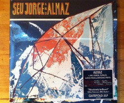 seu jorge and almaz / s.t. 2LP