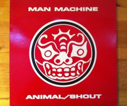 man machine / animal 12″
