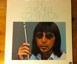 the chris hinze combination  / bamboo magic LP