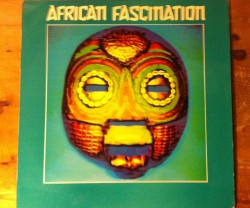 saka mazouki and his kwela-band  / african fascination LP