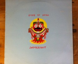 suns of arqa / jaggernaut LP