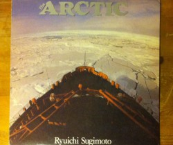 ryuichi sugimoto(杉本竜一)  / the arctic LP
