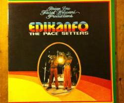 edikanfo / the pace setters LP