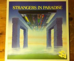 ralph lundsten  / strangers in paradise LP