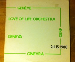 love of life orchestra / geneva LP