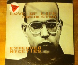 """love of life orchestra  / extended niceties 12"""""""