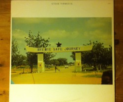 steve tibbetts / safe journey LP