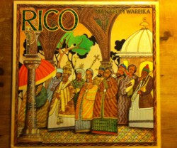 rico rodriguez / man from wareika LP