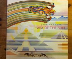 jade warrior / way of the sun LP