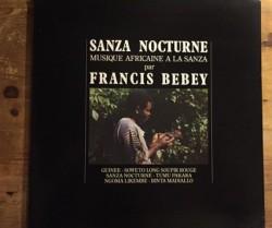 francis bebey / sanza nocrurne LP