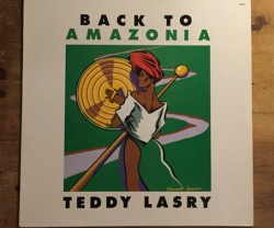 teddy lasry / back to amazonia LP