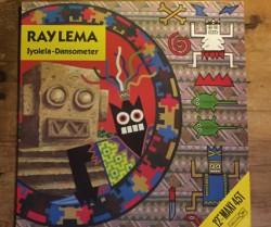 """ray lema / iyolela-dansometer 12"""""""