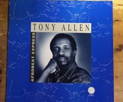 tony allen / afrobeat express LP