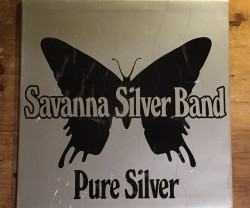 savanna silver band / pure silver LP