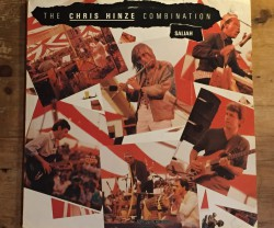 the chris hinze combination  / saliah LP+12""