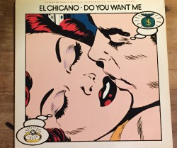 el chicano / do you want me 12""