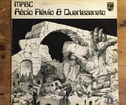 aecio flavio & quartezanato / mpbc LP