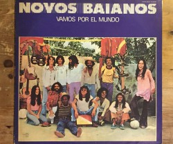 novos baianos / vamos pro mundo(vamos por el mundo) LP