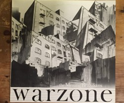 the missing brazilians / warzone LP