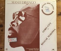 "manu dibango  / goro city, reggae makossa 12"""