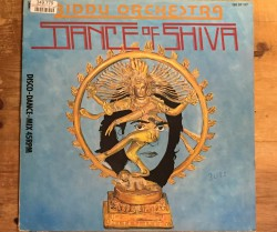 biddu orchestra / dance of shiva 12""