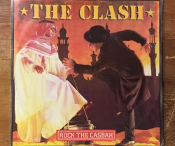 the clash / rock the casbah 12""