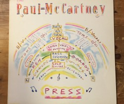 paul mccartney / press 12""