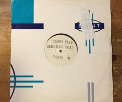 "candy flip  / red hills road (remix) 12"""